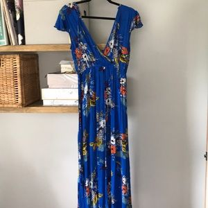Band of Gypsies Maxi Dress